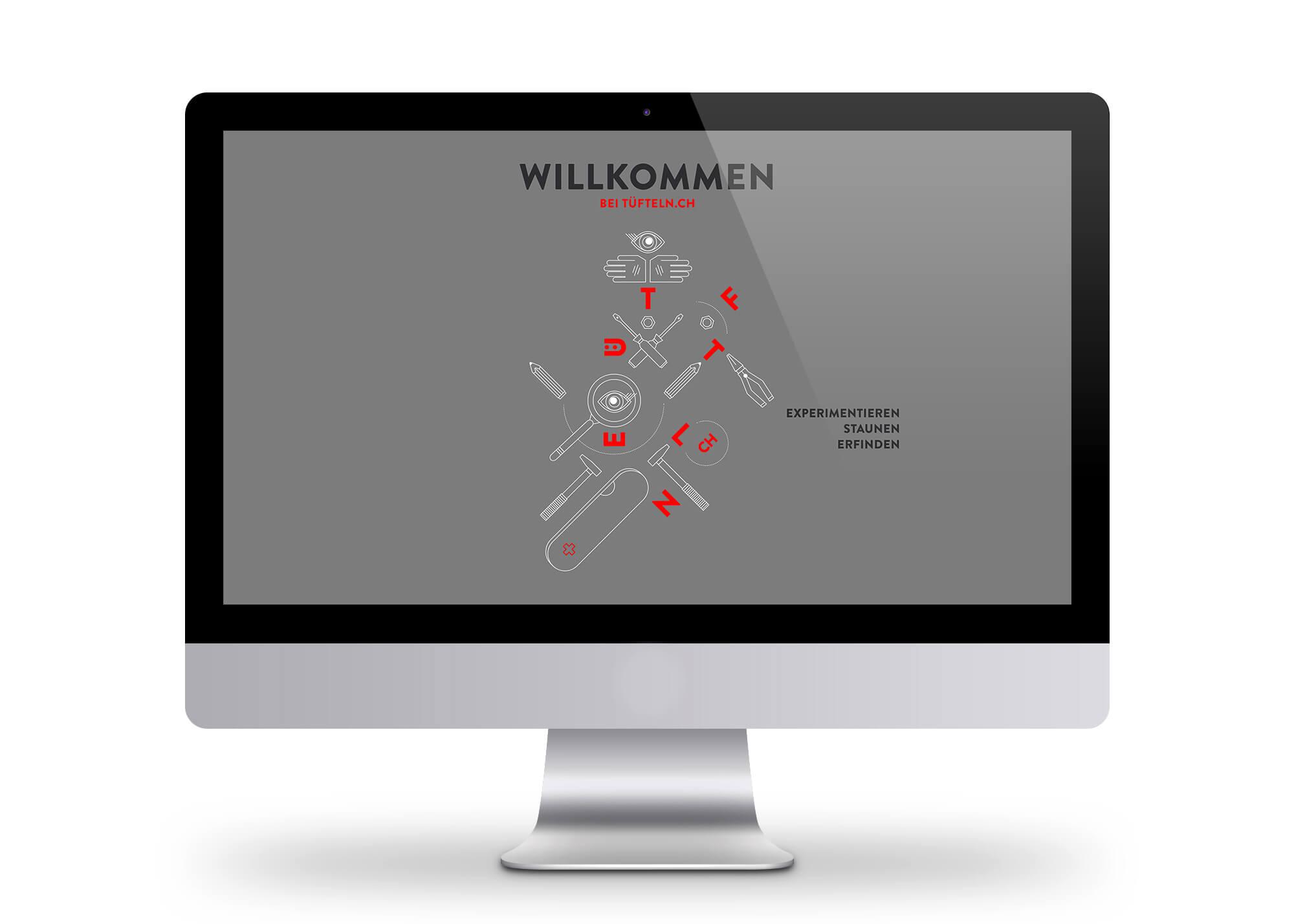 Tuefteln.ch_Web_Intro