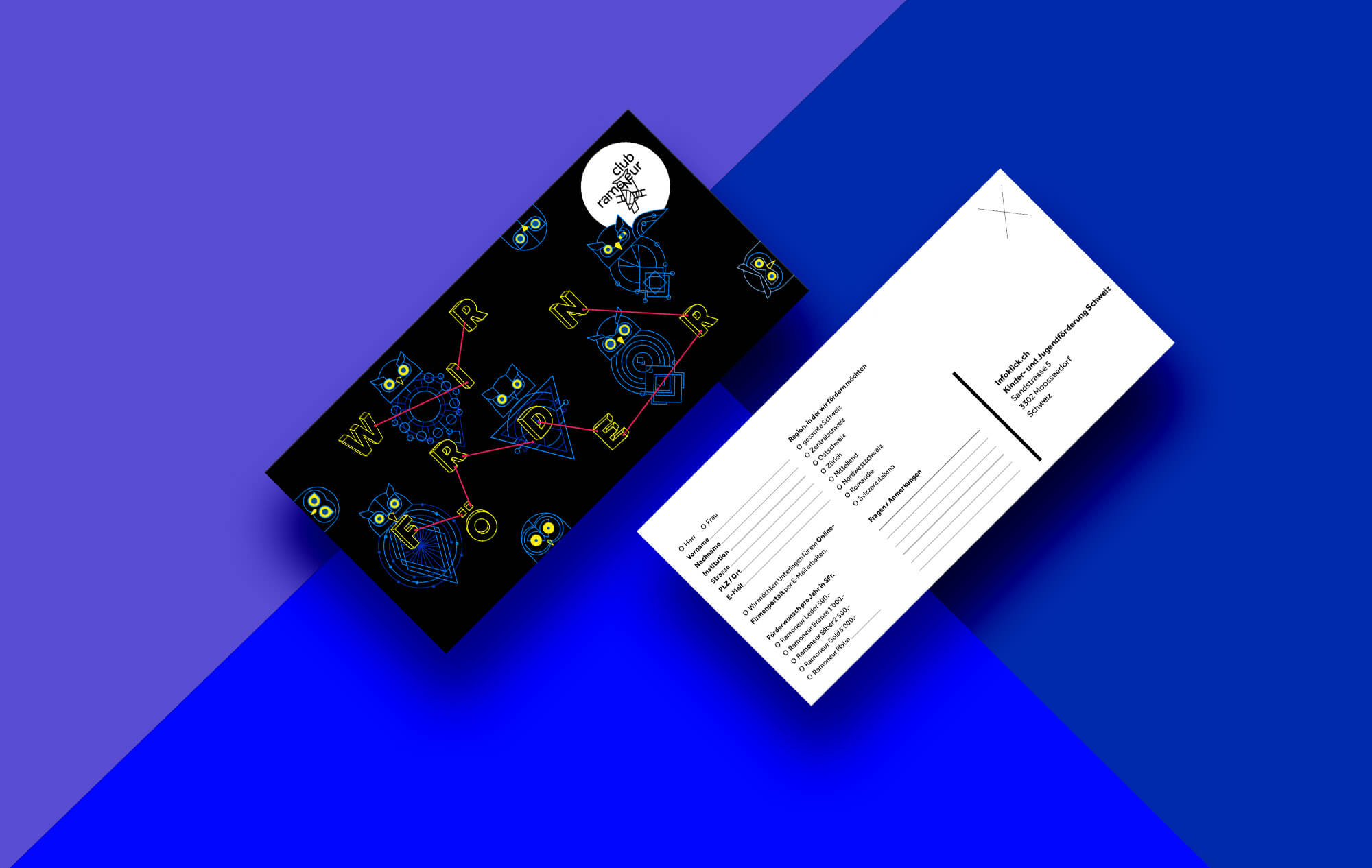 clubramoneur_postkarte